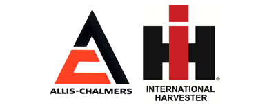 Allis Chalmers International & Harvester Logos